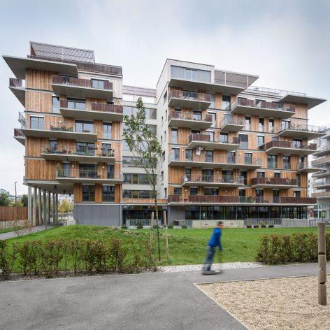 Wohnprojekt Krakauerstraße