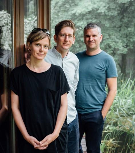 Katharina Bayer, Markus Pendlmayr, Markus Zilker - Geschäftsführung einszueins
