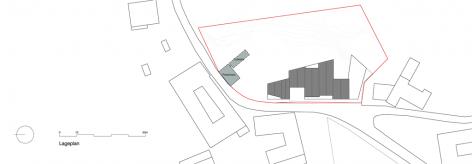 Hasendorf Lageplan